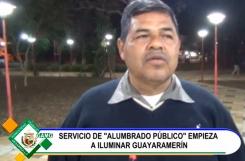 SERVICIO DE ALUMBRADO PUBLICO